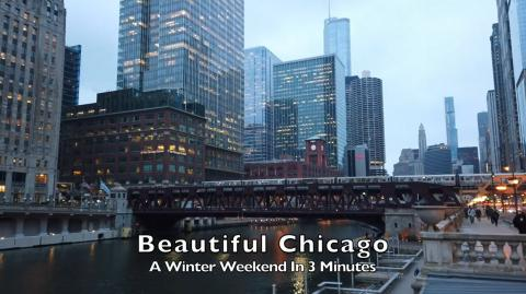 Chicago - A Weekend Trip In Three Minutes